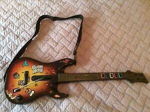 Guitar Hero PS3 Guitar Cobbitty Camden Area Preview
