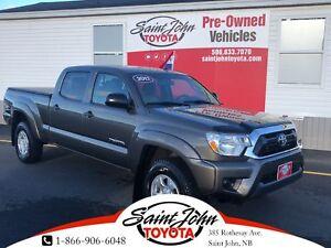 2013 Toyota Tacoma SR5 V6 $318.93 BIWEEKLY!!!