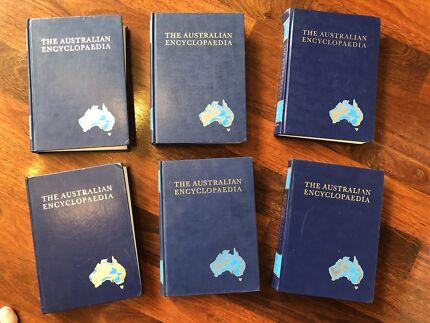 Encyclopedias - Australian