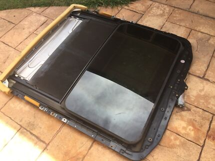 Bmw e46 glass electric sunroof