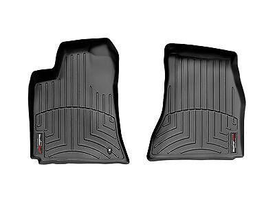 (WeatherTech Custom Floor Mat FloorLiner for Charger/Magnum/300 - 1st Row - Black)