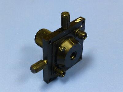 Newport Fpr-1 Fiber Optic Positioner 4-axis Xyzz Bare Fiber