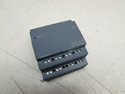 Siemens Logo 6ed1055-1cb10-0ba2 Logo Dm 1624 Xlnt Used Takeout Make Offer