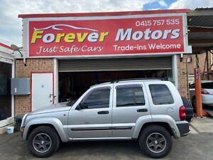 2004 Jeep Cherokee SPORT (4x4) AUTOMATIC WAGON Long Jetty Wyong Area Preview