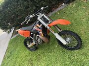 Ktm  SX 65 2014 Clemton Park Canterbury Area Preview