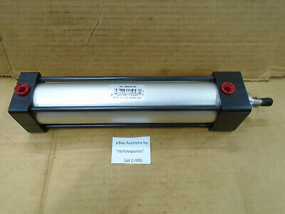 Mead Hd-1-200x8-fb Nfpa Pneumatic Air Cylinder 8 Stroke 2 Bore Double Acting