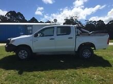 Hilux 2007 dual cab 4 X 4 turbo diesel ute. Warragul Baw Baw Area Preview