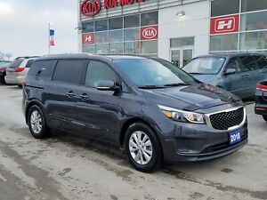 2018 Kia Sedona LX | One Owner | 8 Seats