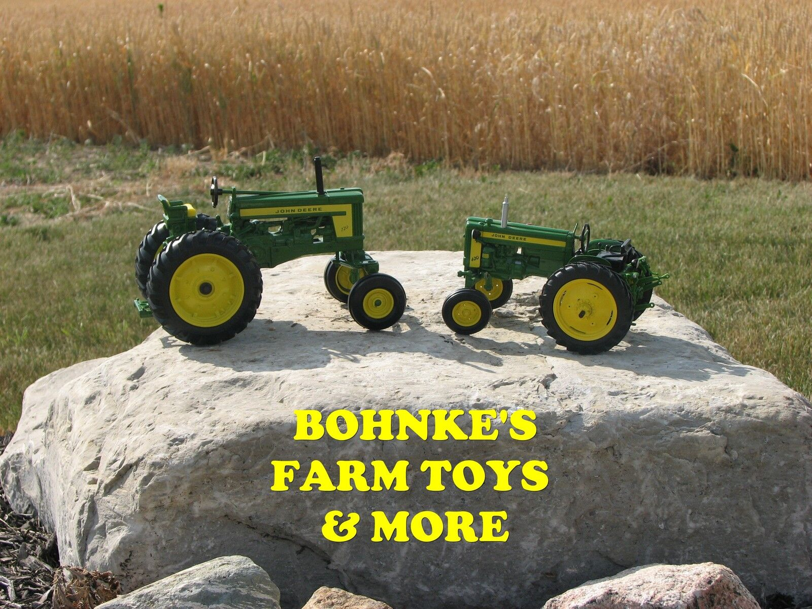 Bohnke's Farm Toys and More