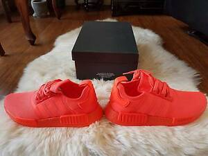 Adidas NMD R1 Triple Red Box Hill Whitehorse Area Preview