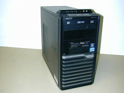 Acer Veriton M6610G i5 2400 3.1Ghz Mini tower, 8GB, 500GB Hdd DVD-RW
