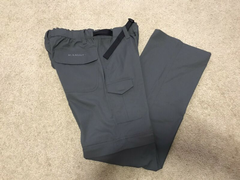 Mammut Cross Over Stretch 2 in 1 Outdoor Hiking Pants Trousers women
