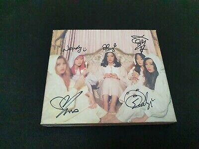 RED VELVET The Velvet All member Singed album autographed (PROMO CD)