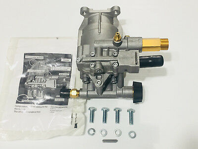 Pressure Washer Pump 34 Shaft Replacement For Colemen Excell Devilbiss