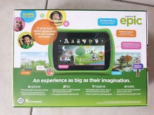 "Leap Frog Epic Kids Tablet 16GB 7"" Android"