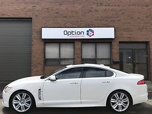 2010 Jaguar XF-R Guarantied Financing available