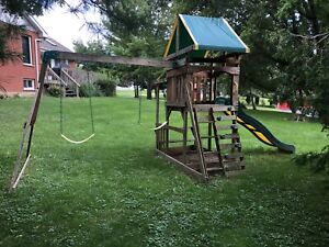 Pleasing Outdoor Playsets Kijiji In Ontario Buy Sell Save Home Remodeling Inspirations Genioncuboardxyz