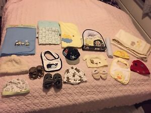 Huge lot of baby boy clothes 0-18 months.