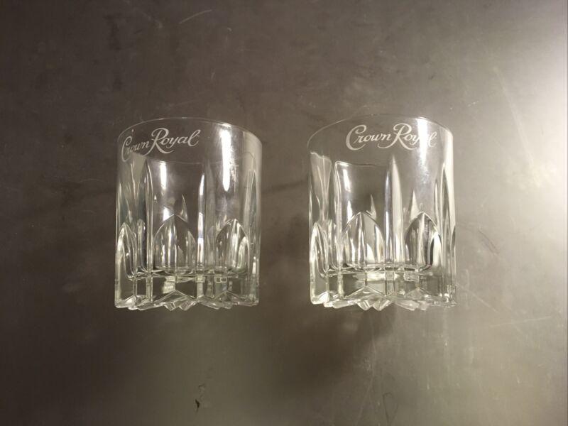 Crown Royal Whisky Glasses