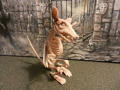 HALLOWEEN Plastic Animal Skeleton 7