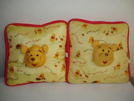 Winnie the Pooh Cushions x 2 Pomona Noosa Area Preview