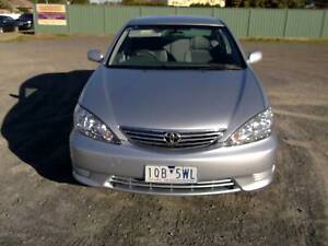2006 TOYOTA CAMRY ALTISE OPEN 7 DAYS APPOINTMENTS DUE TO COVID 19 Bacchus Marsh Moorabool Area Preview
