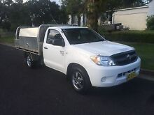 2007 Toyota Hilux Ute Bligh Park Hawkesbury Area Preview