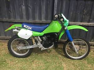 KDX200 1986 Mentone Kingston Area Preview