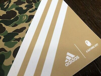 Bape X Adidas Comic Book Patrick Mahomes & More Nigo Rare A Bathing Ape Art Nfl