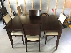 Table 60/80 pouces (nego)