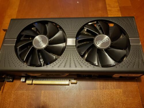 SAPPHIRE NITRO RX580 8GB GRAPHIC VIDEO CARD GOOD