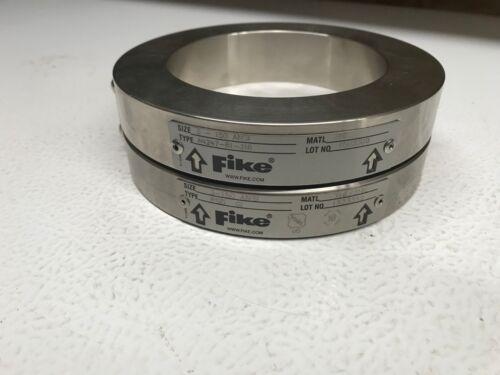 Fike Size 3-150 ANSI 316ss Type A4247-81-316    Free Shipping  150L