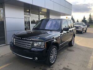 2011 Range Rover Autobiography Supercharged.
