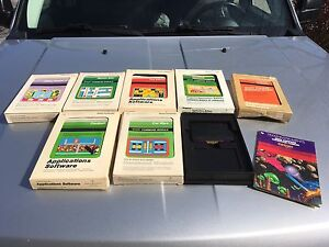 Vintage Texas Instruments Video Games Home Computer