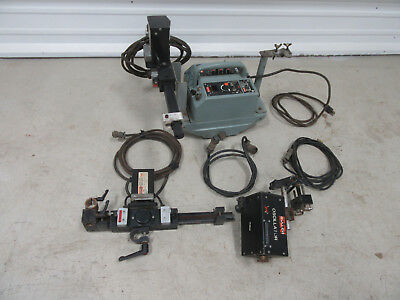 Gullco Kat Automated Welding Oscillator Carriage Track Positioner Koike Bug-o B