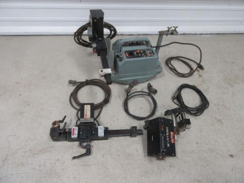 Gullco Kat Automated Welding Oscillator Carriage Track Positioner Koike Bug-O B