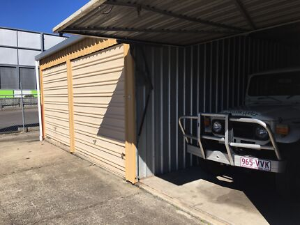 Storage shed for lease in central Maroochydore