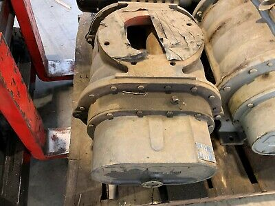Used Roots 615 Ra1 H Vacuum Blower 821 984 120