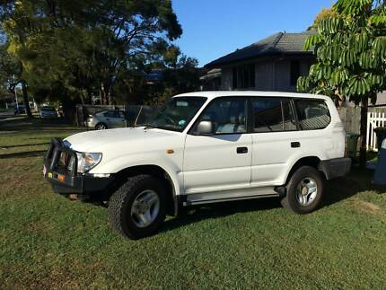 1999 Toyota LandCruiser V6 3400 Quad Cam Wavell Heights Brisbane North East Preview