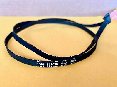 Ibm Wheelwriter Carrier Drive Belt 1181019 Personal Size Carriage - Brand New