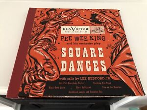Pee Wee King Square Dance Record Set