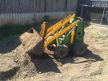 Kanga mini loader trencher digger not dingo bobcat excavator Windsor Hawkesbury Area Preview