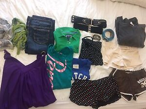 18-pce womens brand name clothing LOT