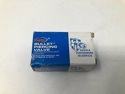 Supco Bpv31 Bullet Piercing Tap Valve For 14 516 38 Od Tubing