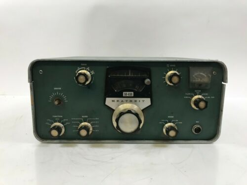 Heathkit SB-400 Vintage Ham Radio Transmitter #2