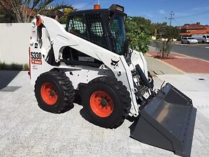 BOBCAT S330 SKID STEER Balcatta Stirling Area Preview