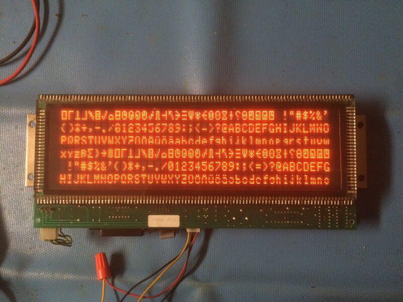 Dale Electronics APD-240M026A-9 240 (6 x 40) Plasma Module VISHAY
