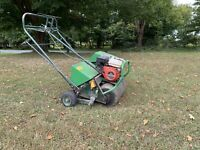 2020 LAWN AERATION! BOOK NOW!