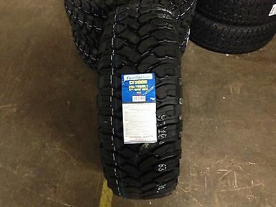 4 New 315 75 16 Comforser Mt Tires 10 Ply Mud 315 75 16 75R R16 Offroad 35
