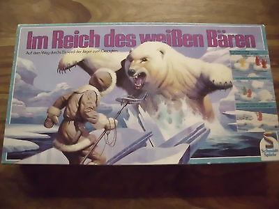IM REICH DES WEIßEN BÄREN- Schmidt Spiele- Spannendes Brettspiel für die Familie ()